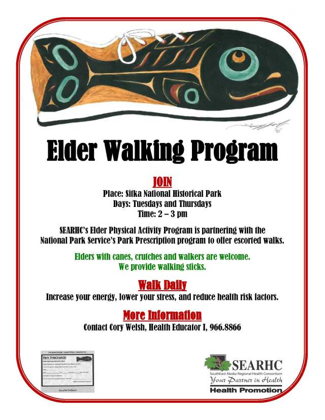Park Rx Walking Program