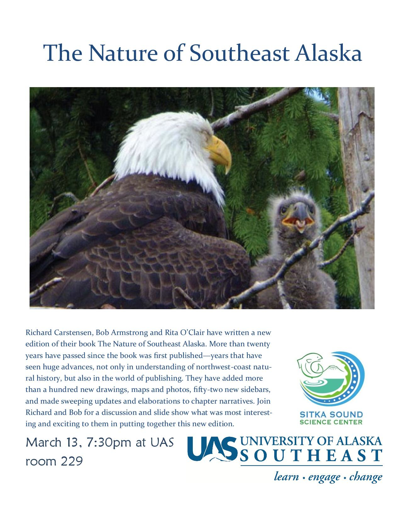 University Of Alaska Southeast Natural Science