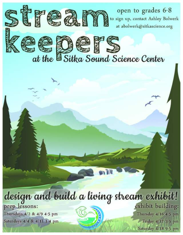 stream keepers(1)