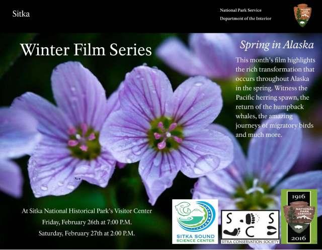 Spring Film Series Poster Spring in Alaska (1)