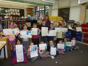 First Grade Class results