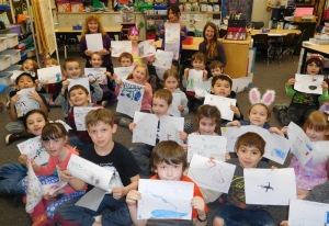 First Grade Classes-Christianson and Hole