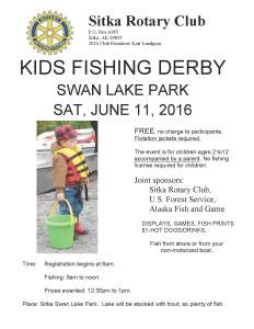 15-4 kids fish derby poster